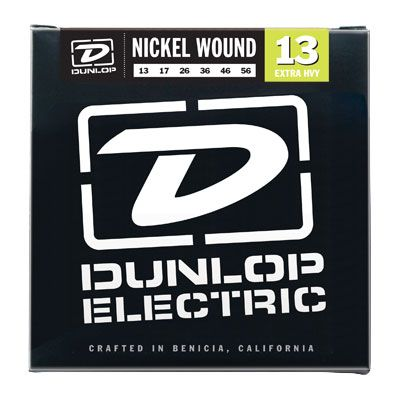 Dunlop DEN1356 Electric Guitar Nickel 13-56