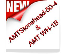 AMT Stonehead-50-4 TC-50 end AMT WH-1B Japanese Girl news