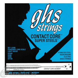 GHS L5200 Contact Core Super Steels Light String