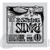 Ernie Ball P02625 8-STRING SLINKY ELECTRIC NICKEL WOUND 10-74