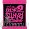 Ernie Ball P02239 RPS-9 Super Slinky Nickel Wound RPS Reinforced Plain 9-42