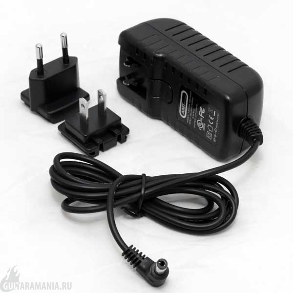 AMT NO NOISE DC 12V 1,25 A Адаптер