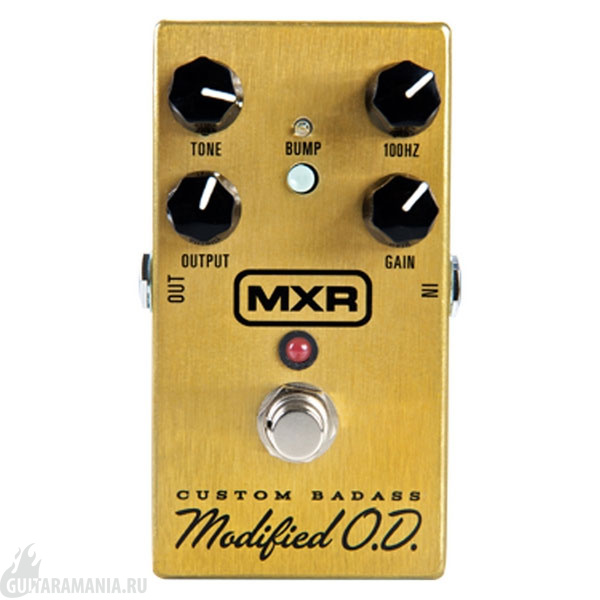MXR Custom Badass™ Modified O.D. M77 Dunlop