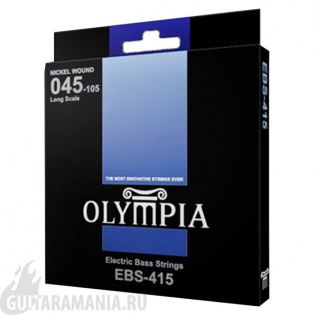 Olympia EBS-415 Nickel Wound 40-105