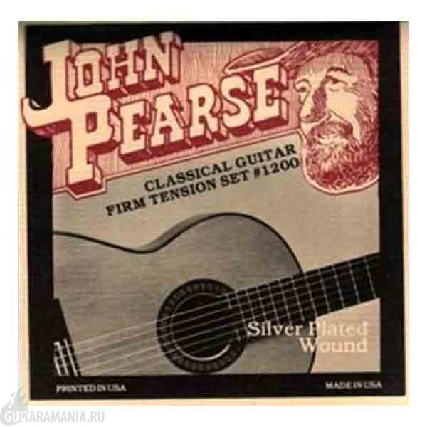 John Pearse 1200 Firm Tension