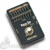 Artec SE-BEQ 8 Band Graphic EQ. with Chromatic Pedal-Tuner