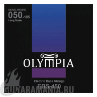 Olympia EBS-450 Nickel Wound 50-105