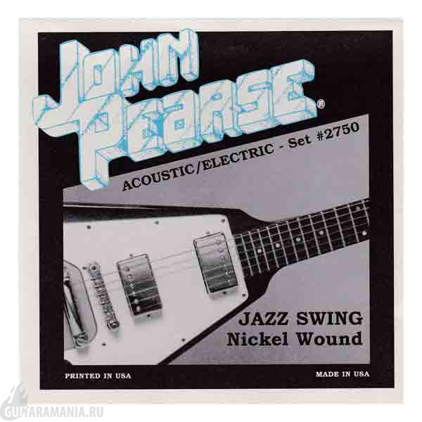 John Pearse 2750 Jazz Swing